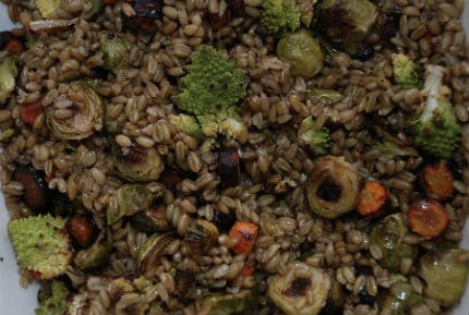 super cereal freekeh