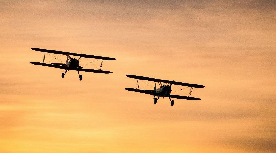 Evolución de los aviones a lo largo de la historia
