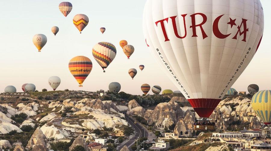 Razones para viajar a Turquía