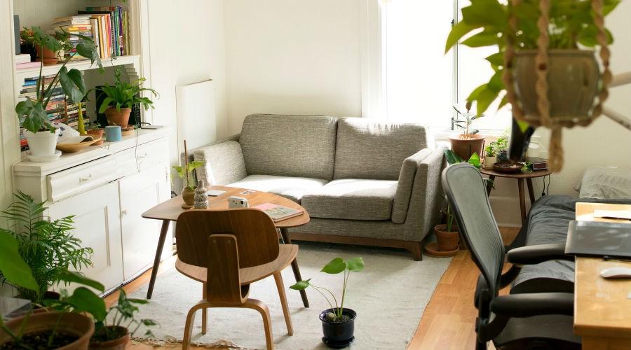Tendencias de decoración del hogar en 2020