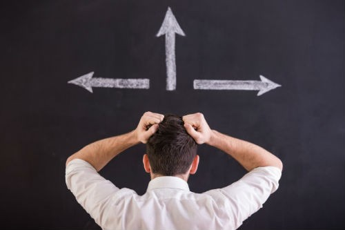 la importancia de tomar decisiones