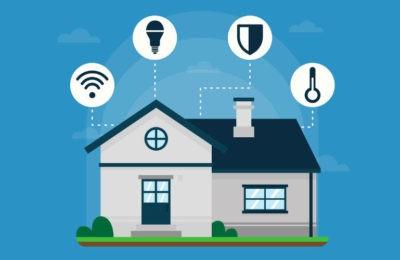 Casas conectadas, internet de las cosas para el hogar