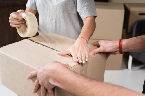 Cómo empaquetar tus pertenencias con efectividad