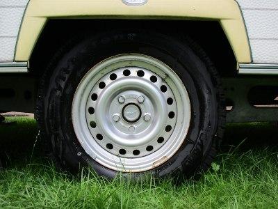 neumáticos de caravanas