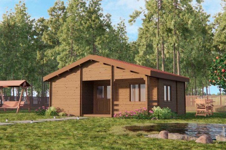 Construir una casa de madera: ¿qué tener en cuenta?