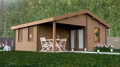Qué tener en cuenta al construir una casa de madera