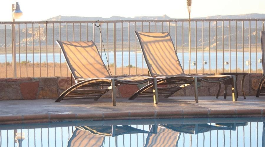 Tumbonas para el jardín o la piscina