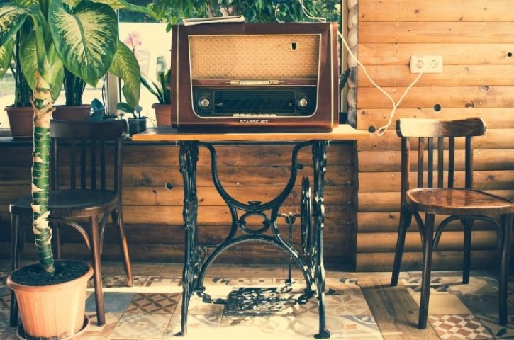 Consejos para lograr una decoración vintage en tu casa