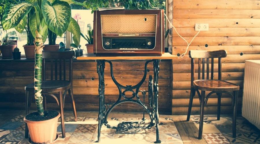 Consejos decoración vintage